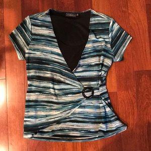 Elements dress blouse